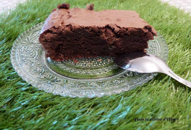 Une tuerie de brownie