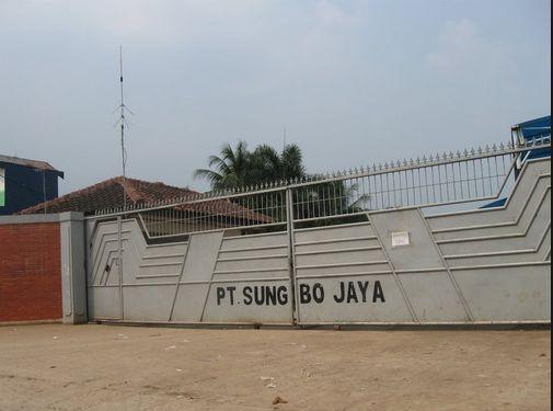 Loker SMK Terbaru Pabrik Garment PT. Sung Bо Jaya Cileungsi Bogor