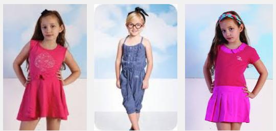 Foto gambar model baju anak anak yang terbaru masa kini murah