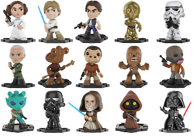 Star Wars A New Hope Mystery Minis Blind Box Series by Funko
