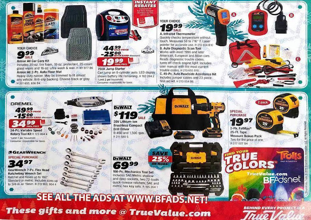 True Value Friday 2016 tools ad