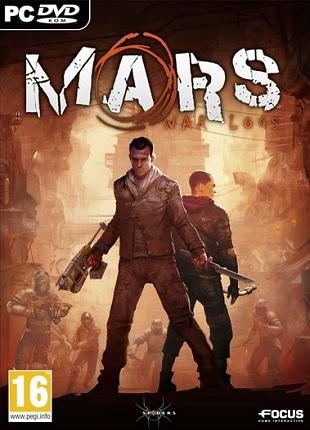 Mars War Logs PC Full Español