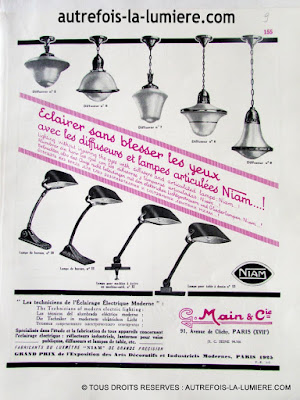 pub document lampe niam