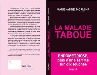 endométriose la maladie taboue, éditions Fayard