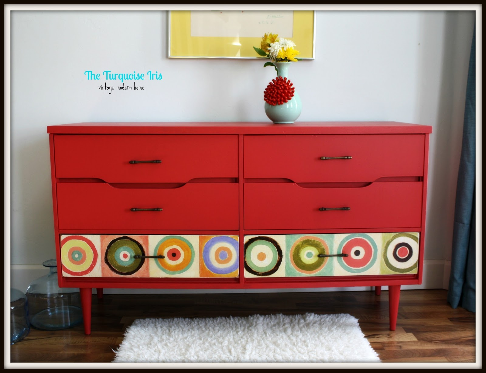 The Turquoise Iris Furniture Amp Art Mid Century Modern