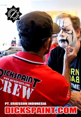 Face Painting Rockstar Jakarta