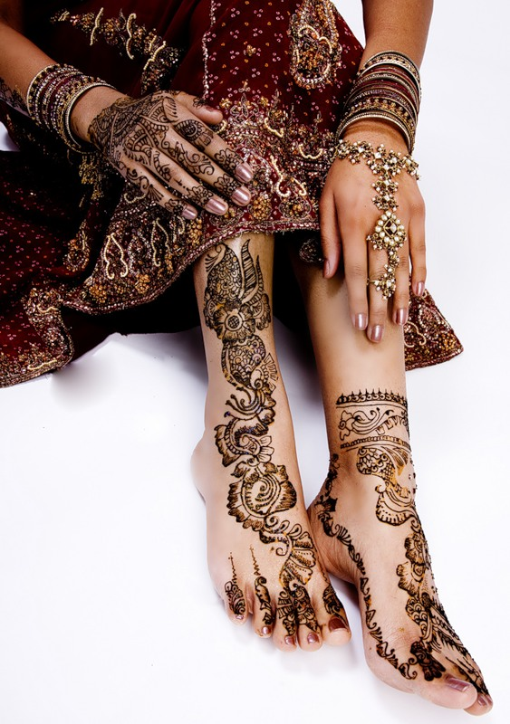 Beautiful Bridal Mehndi Designs For Wedding