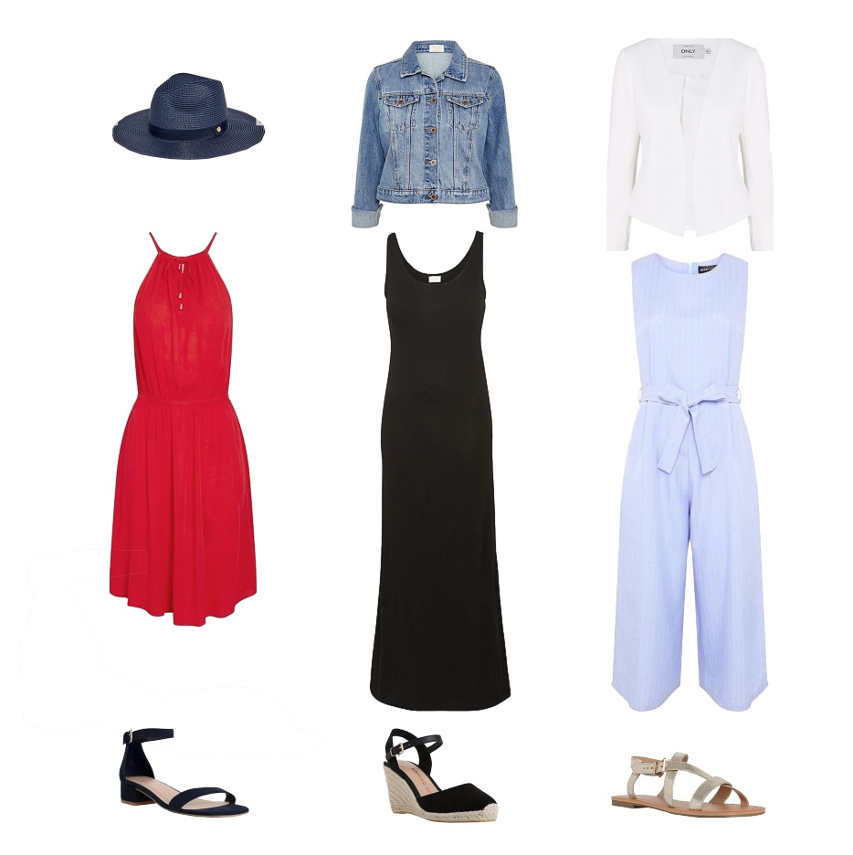 my midlife fashion, tesco f and f clothing ss18, tesco f and f clothing, tesco f and f clothing fedora straw sun hat, tesco f and f clothing keyhole front halterneck dress, tesco f and f clothing low block open toe sandals, tesco f and f clothing cropped denim jacket, tesco f and f clothing jersey sleeveless maxi dress, tesco f and f clothing sensitive sole closed toe wedge espadrilles, tesco f and f clothing only ribbed open front blazer, tesco f and f clothing striped culotte jumpsuit, tesco f and f clothing metallic flat strappy sandals
