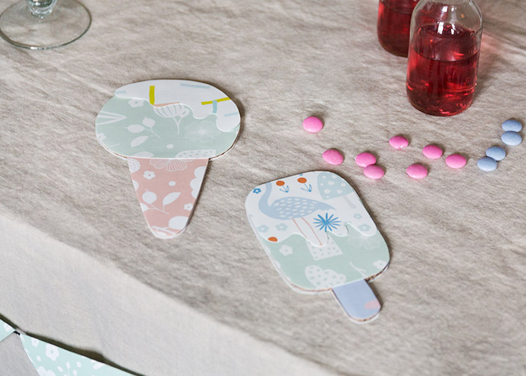 5 ideas para decorar fiestas con papel pintado