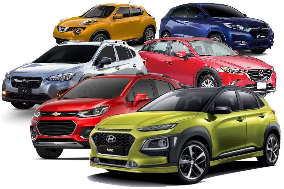 2018 Hyundai Kona vs the Competition | Philippine Car News ...