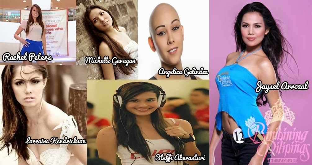 Miss World Philippines 2014 Possible Candidates