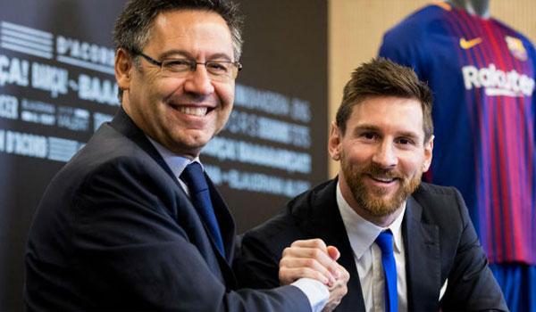 Messi rời Barca 0 đồng: Cha đẻ lên tiếng khiến Real, Man City ngỡ ngàng 1