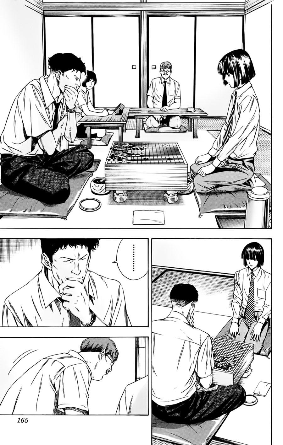 Hikaru No Go hikaru no go chap 138 trang 7