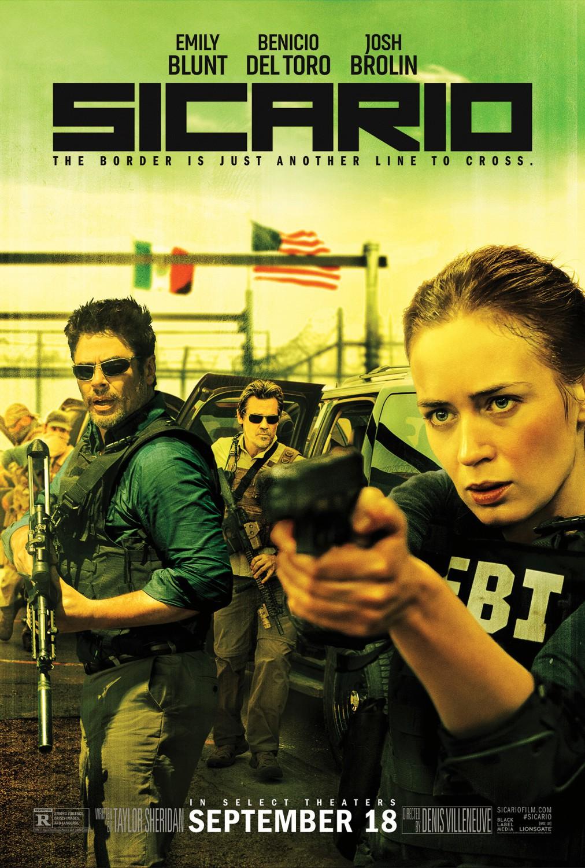 Nonton Film Sicario (2015)