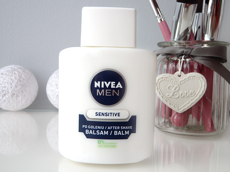 balsam po goleniu jako baza