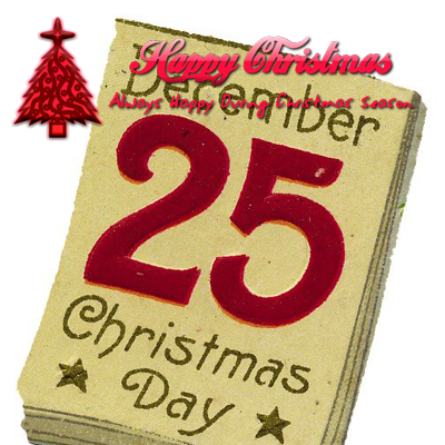 About Christmas Day:Why is Christmas Day on the 25th