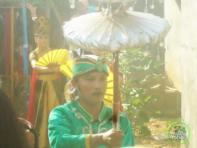 FOTO 2 : Penari Ponggawa