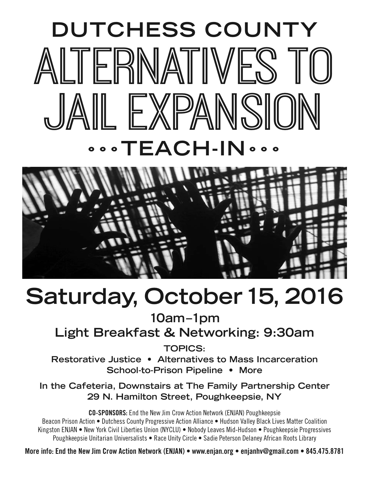End the New Jim Crow Action Network!: DUTCHESS COUNTY JAIL