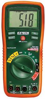 Jual Extech Multimeter 470 Harga Murah