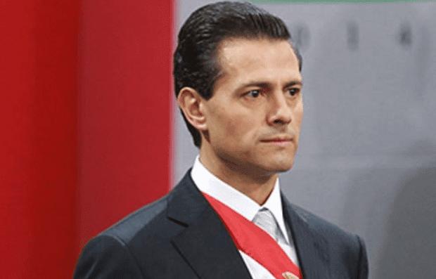 Peña Nieto condena enérgicamente el ataque al helicóptero presidencial