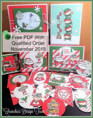 Customer Appreciation, FREE, PDF, Signs of Santa