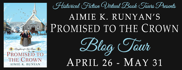 Promised to the Crown by Aimie K. Runyan