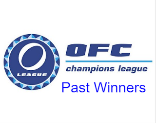 OFC Champions League, o-league, winners, champions, finals, listOFC Champions League champions Winners list, final champions 1987-2019