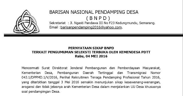 penolakan-proses-rekruitment-terbuka-online-oleh-BNPD