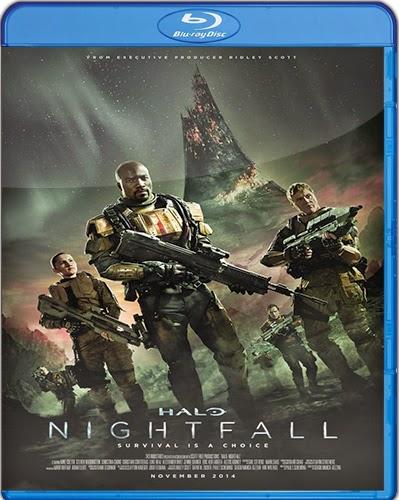 Halo: Nightfall [2014] [BD25] [Latino]