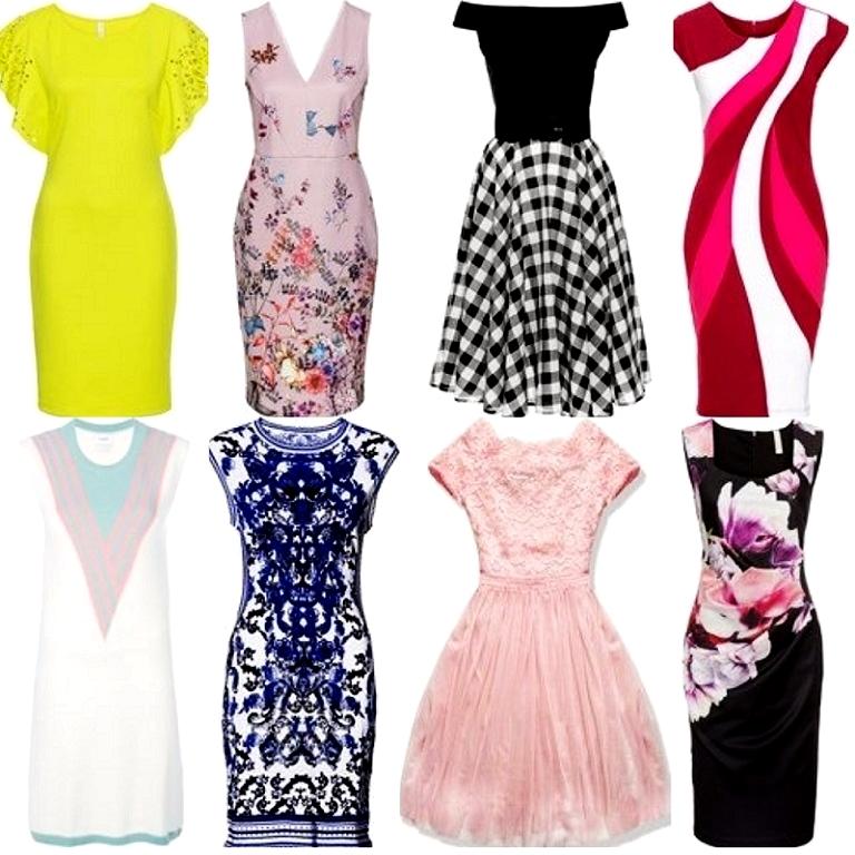 Sukienkowe inspiracje Domodi - lista chciejstw