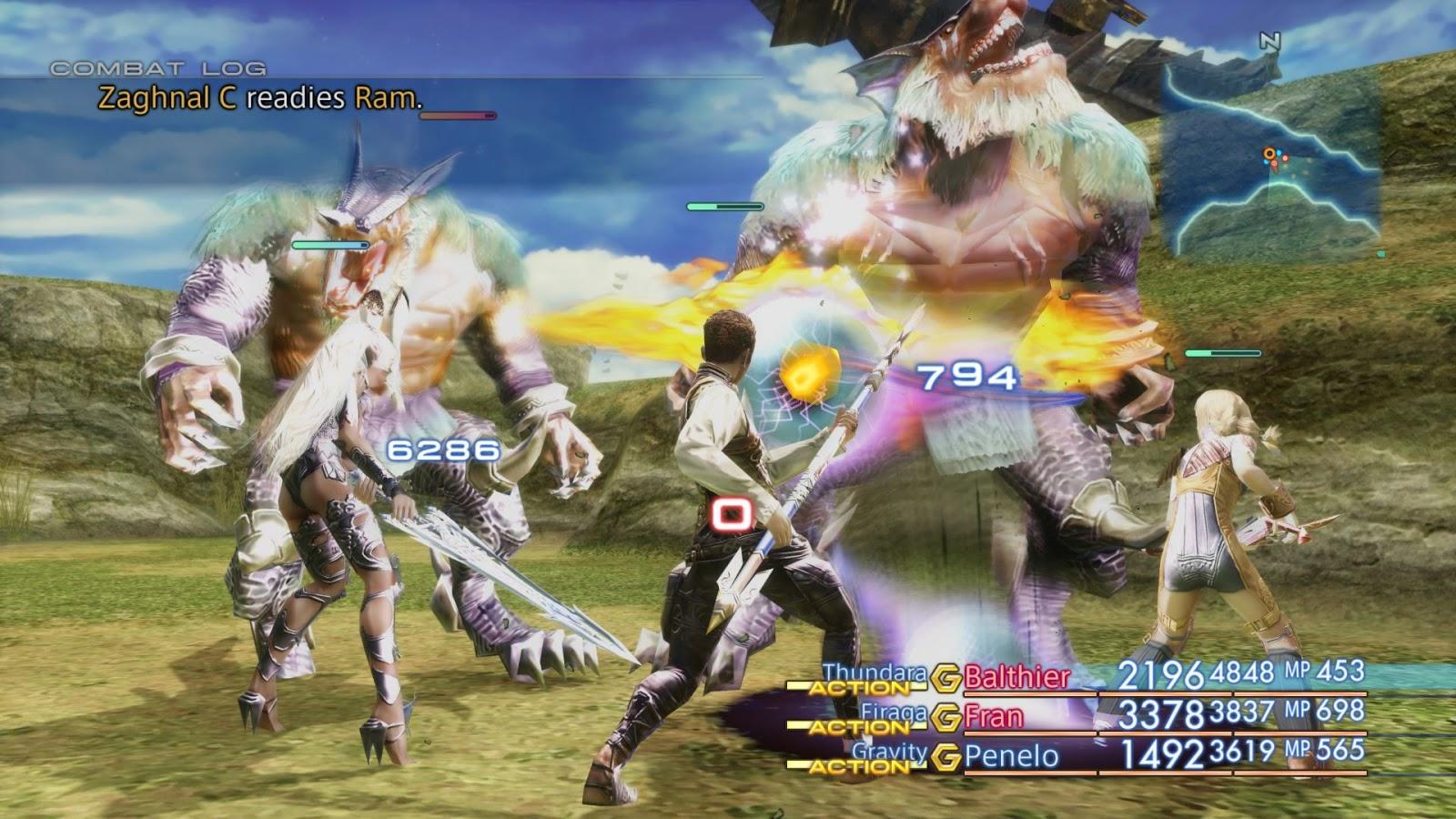 Final Fantasy XII The Zodiac Age PC ESPAÑOL (CPY) 5