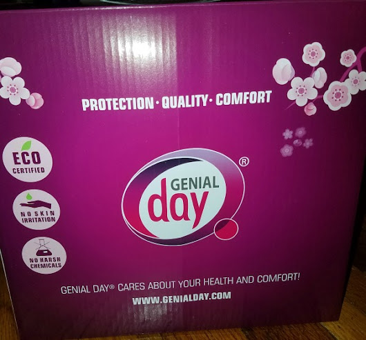 Genial Day Feminine Products Review