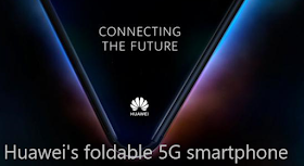 first details about Huawei's foldable 5G smartphone