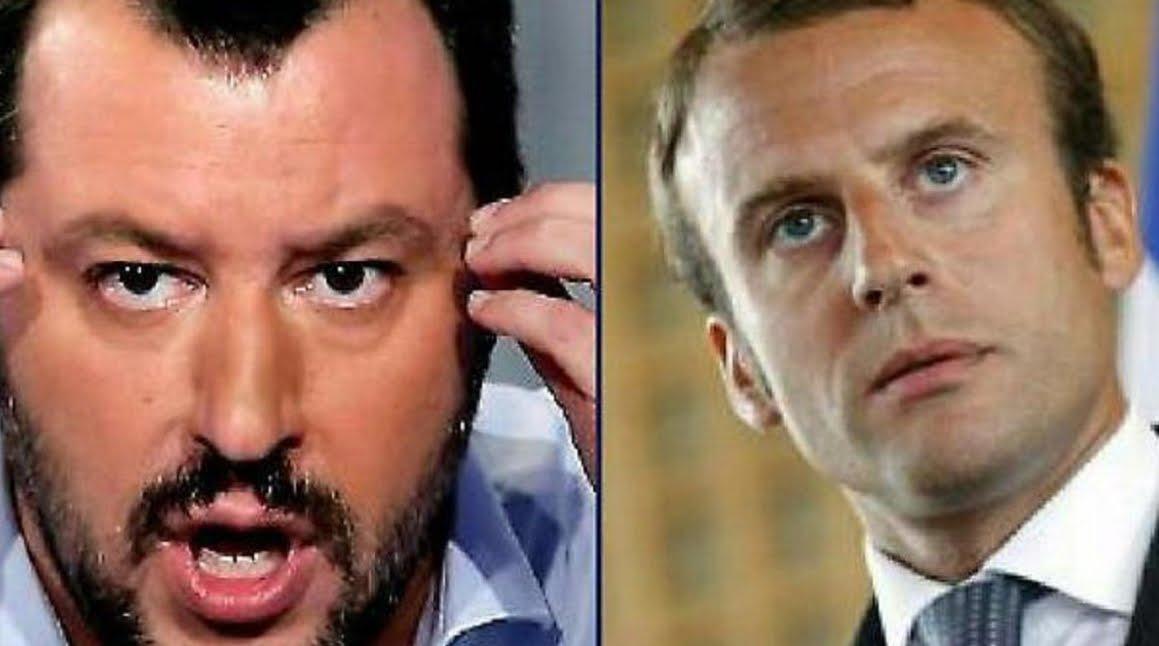 Francia-Italia 1-1, Loiseau risponde a Salvini e palla al centro.