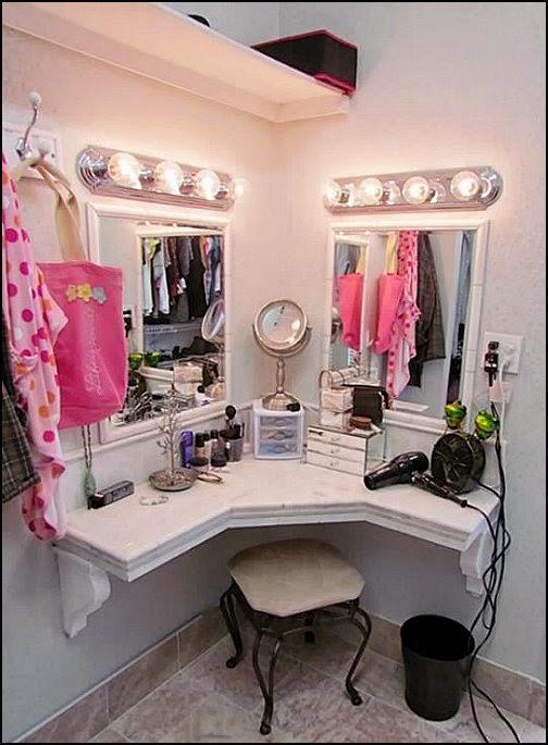 Decorating theme bedrooms - Maries Manor: beauty salon ... on Make Up Room Ideas  id=16682