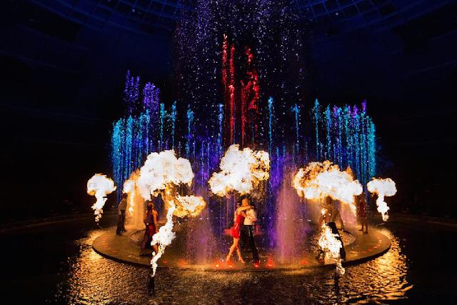 10 espetáculos em Las Vegas