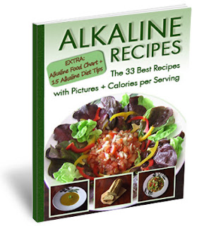 Download Alkaline Recipes E-Book | Alkaline Cook