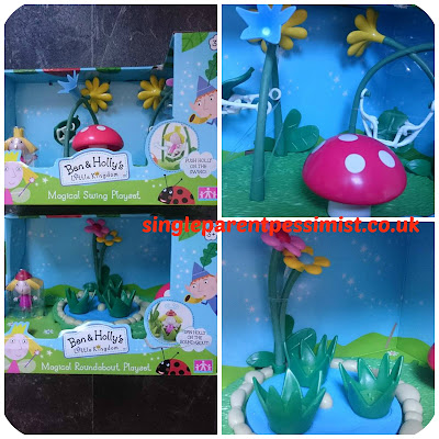 Ben and Holly's Magical Kingdom Toy Review