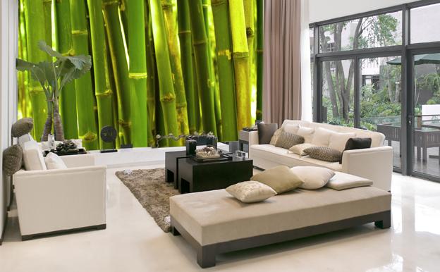 Hogares frescos impresionantes dise os de salones modernos decorados con buen gusto - Ambientes salones modernos ...