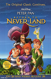 Peter Pan: Intoarcerea in tara de nicaieri dublat in romana