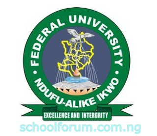 FUNAI 2018/2019 Post UTME Result