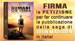 Petizione: Il blog di Chiara e Reading is Believing