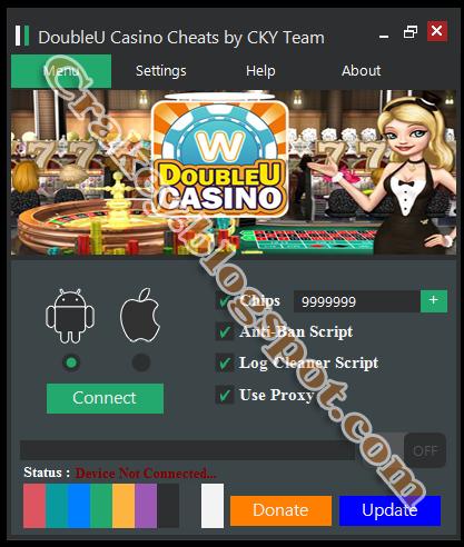 DoubleU Casino Hack Cheats