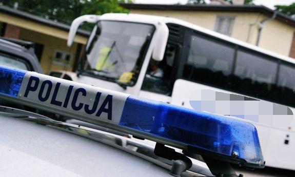 zdjęcie ilustracyjne: Opole Lub.: Pijany kierowca autobusu szkolnego