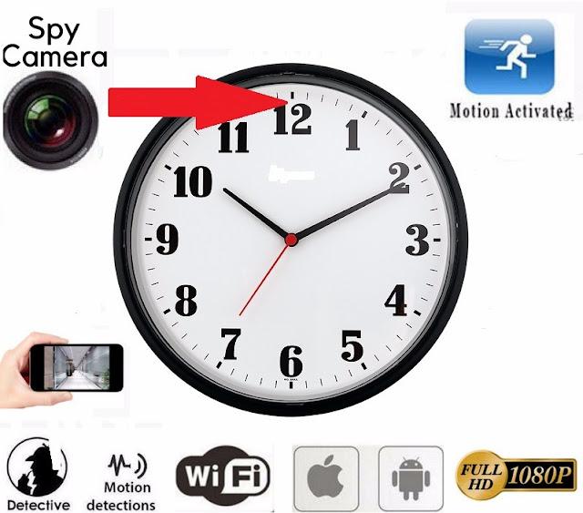 Despertadores com câmera (Imagem: Reprodução/Internet)