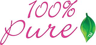 100 percent pure organic cosmetics