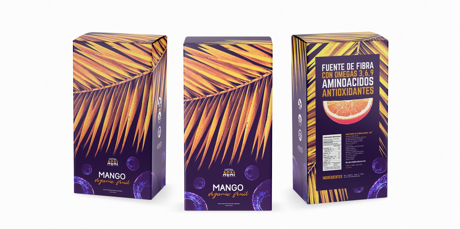 Cultura Aa On Packaging Of The World
