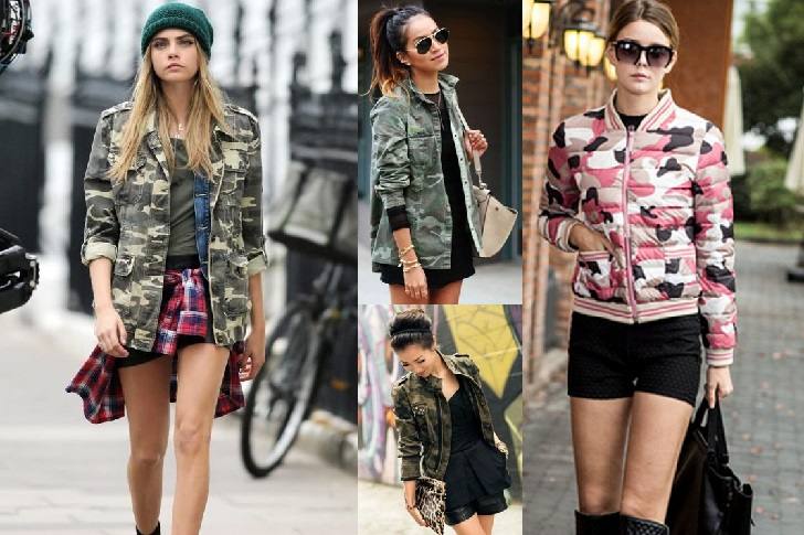 How to Manly Womens Jacket Camo