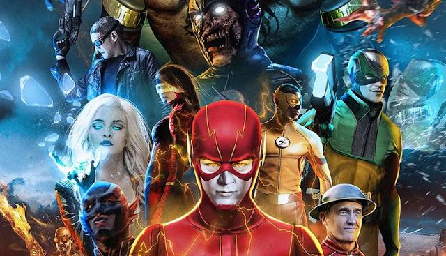 siapa Clifford DeVoe adalah kekuatan devoe flash