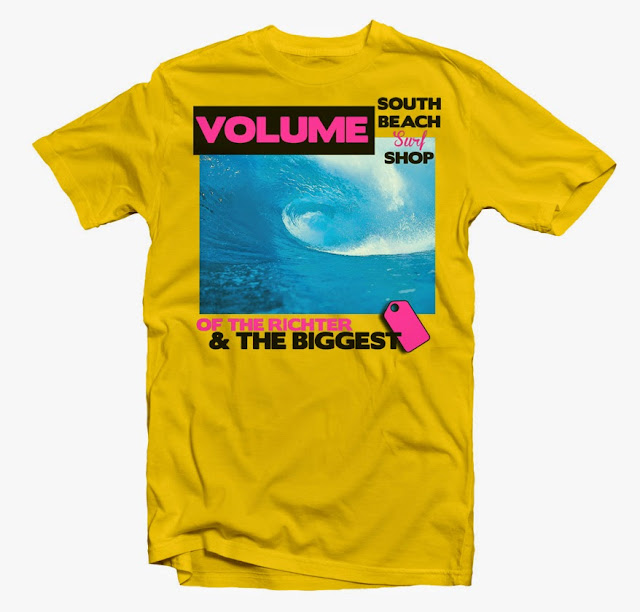 south beach tshirt design
